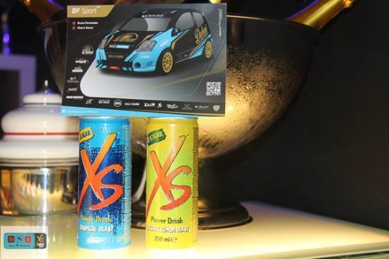 Dubaï Club: Parceria DNA - Sport & Business/XS Power Drink - BF Sport