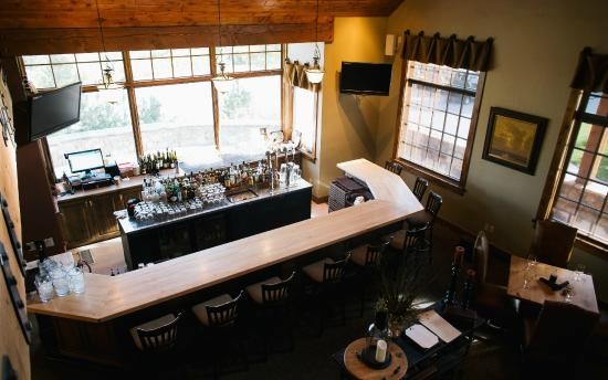 Teton Springs Lodge and Spa: Bar