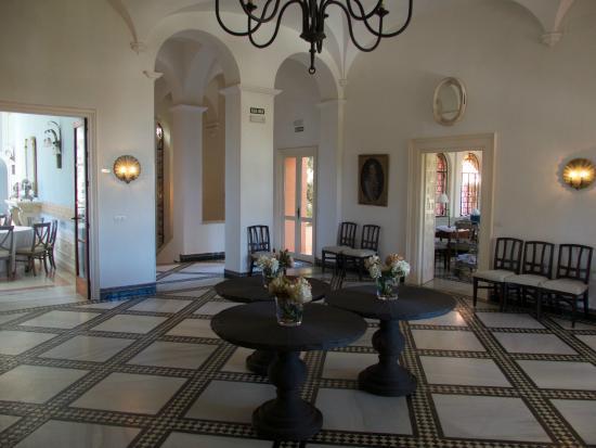 Hotel Castillo de Santa Catalina: Interior