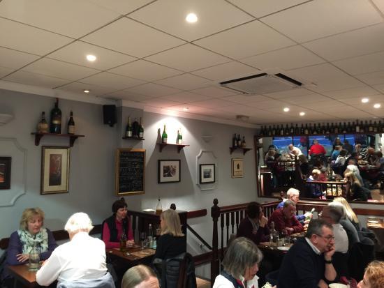 Giotto Restaurant Italian London