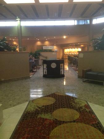 Holiday Inn Express Orlando Airport: Holl