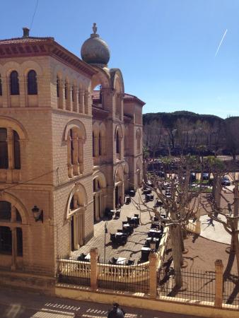 Balneario Termas Pallares - Hotel Parque: Teatro-Casino