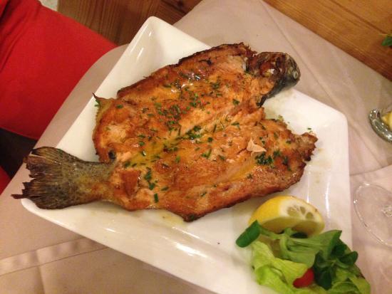 Pizzeria L Ciamin: Trota salmonata