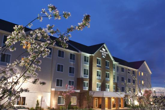 Homewood Suites by Hilton Allentown-West/Fogelsville: Exterior