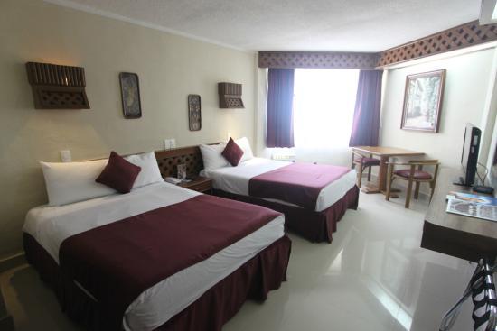 Hotel Plaza Kokai : Habitación estandar