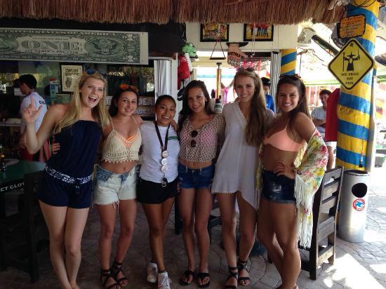Carlos N Charlies Beach Club Cozumel The Best Beaches In World