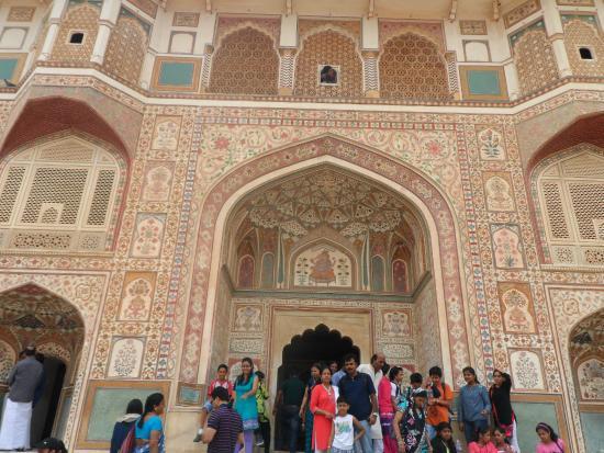 Jaigarh Fort: Interior do Forte
