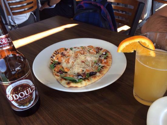 San Diego Pier Cafe : .
