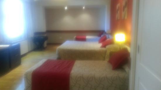 Hotel Monte Claro: espaciosa