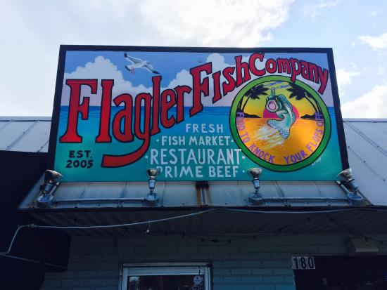 Flagler Fish Company: This is heaven