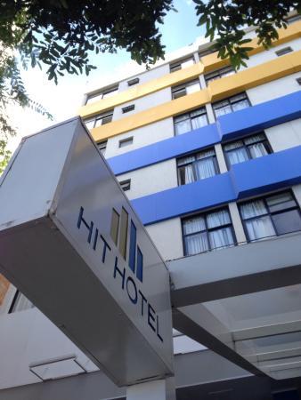 Hit Hotel: Fachada
