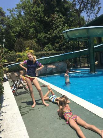 Hotel Posada de Don Rodrigo Panajachel: Great pool