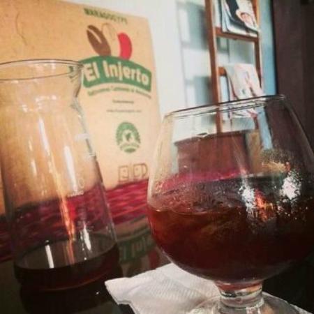 El Injerto Cafe: Café frió... para el calor!!