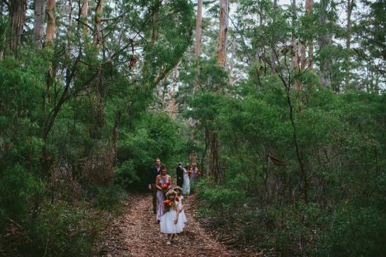 Boranup Forest Retreat : Forest Wedding Party