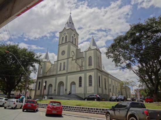 Igreja Matriz Senhor Bom Jesus da Coluna