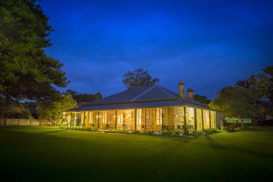 Hathaway Bed & Breakfast: The Main House & Grounds