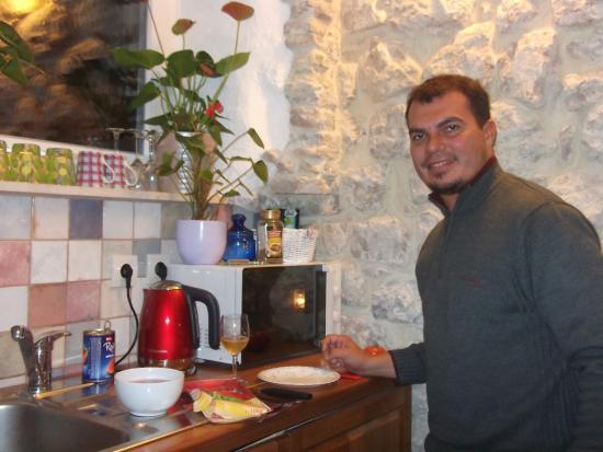 Rooms Vicelic : Mini cozinha