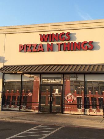 Wings Pizza N Things, Temple - Restaurant Reviews, Phone ...