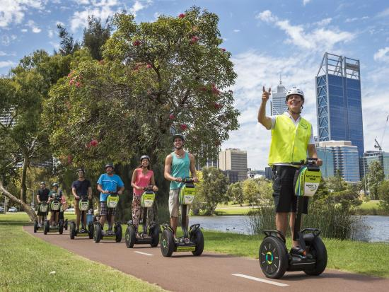 Segway Tours WA - Perth