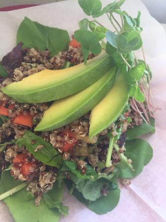 Jack's Shack : Quinoa Salad