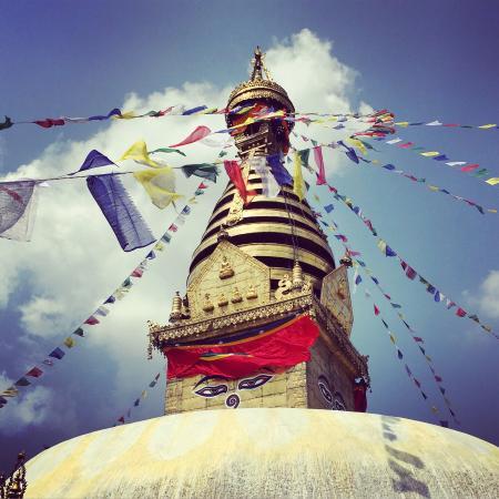 Asian Journey : Swayambunath