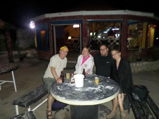 Cloggy's on the Beach: Nicki Hoerr, Steve Ploudre, Julie Butz, Jerry Butz