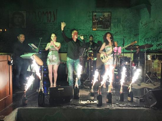 El Malecon: Best live band