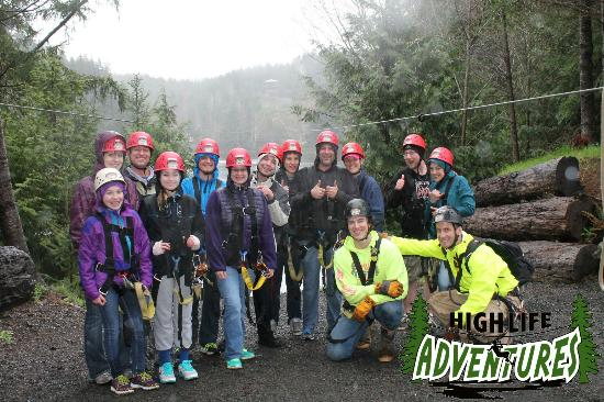 High Life Adventures : So much fun