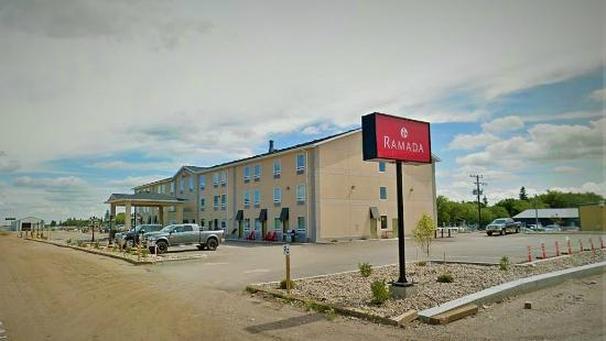 Welcome to the Ramada Carlyle