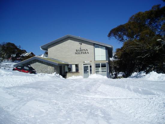 Barina Milpara Lodge: Barina Milpara - A warm welcome in winter