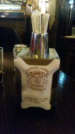 Cerveceria Taperia Imperial