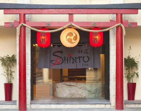 Shinto Spa
