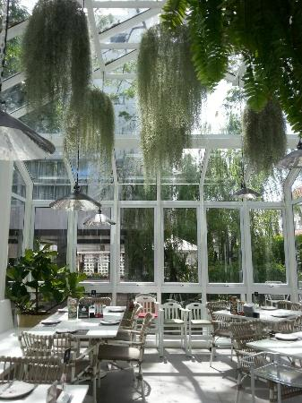 Glass house lao yuan restaurant foto di sino house - Home restaurant normativa ...