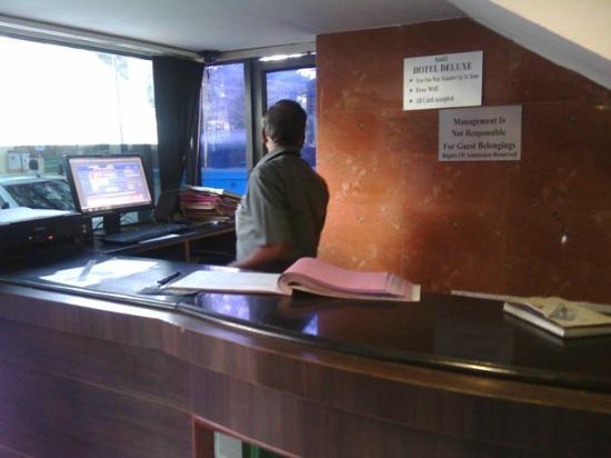 Hotel Mars: Reception