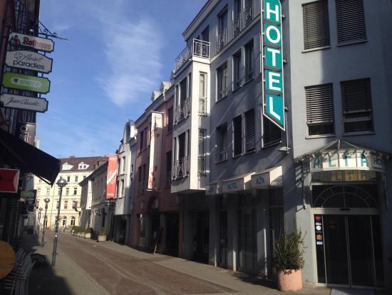 Alfa Hotel Karlsruhe