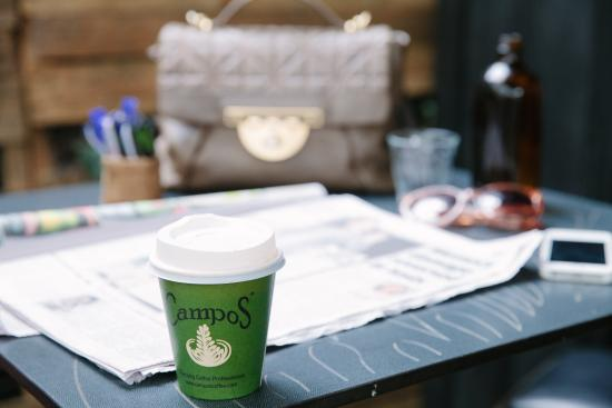Campos Coffee : TakeAway