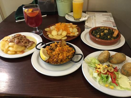 Levies Cafe-Bar: Tapas