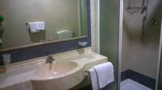 Grand Eurhotel Residence: bagno