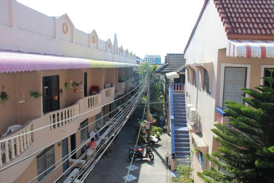 Ban Tyrol : Вид с балкона направо