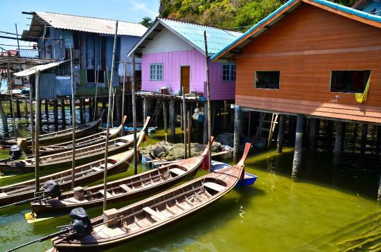 Koh Panyi - Bild von Koh Panyi (Floating Muslim Village), Krabi-Stadt - TripA...