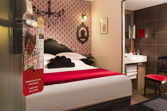 Hotel Les Théâtres : Chambre Classique Feydeau