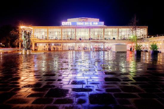 Malmo Opera : Malmö Opera
