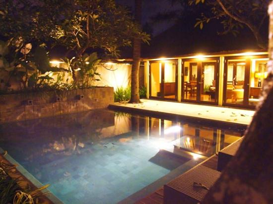 Kayumanis Nusa Dua Private Villa & Spa: プライベートプール