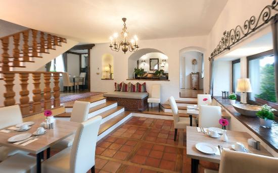Die Haslachmühle: Empfang und Speisesaal, Breakfast Room