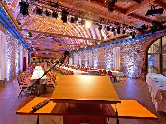 Hotel Kloster Nimbschen: Kulturscheune - ein besonderer Ort zum Tagen ...