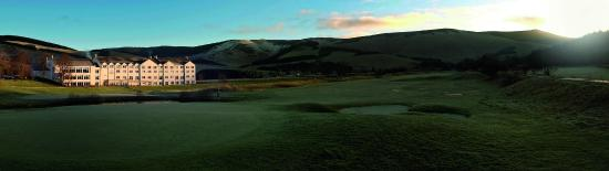 Macdonald Cardrona Hotel, Golf & Spa: Golf