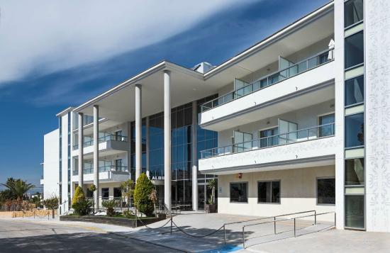sun palace hotel albir review