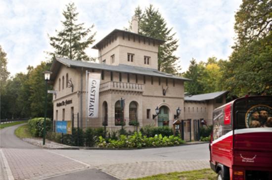 Gasthaus Alte Forsterei: Außenansicht