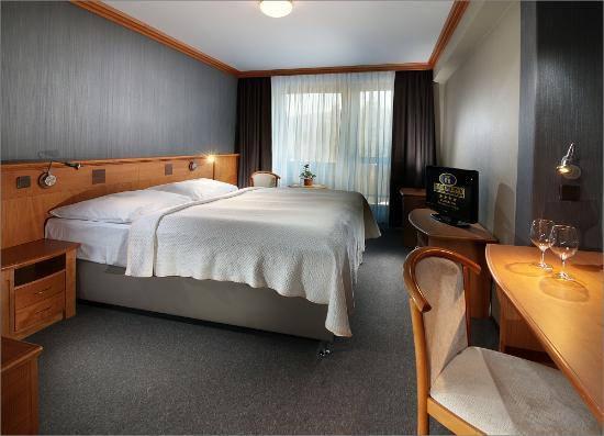 Harmony Club Hotel: Double room  3rd floor