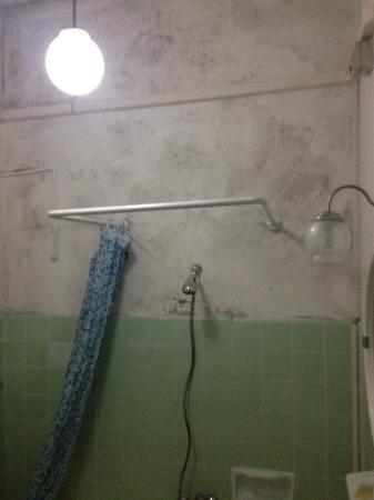 Hotel Benvenuti Florence : Vasca del bagno